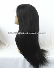 Indian Remy Hair Full Lace Wigs