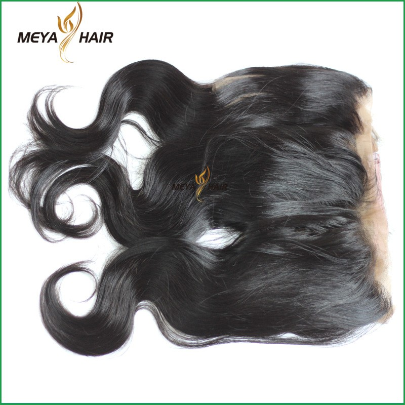 Indian remy hair, goddess frontal closure body wave of hair extensions station