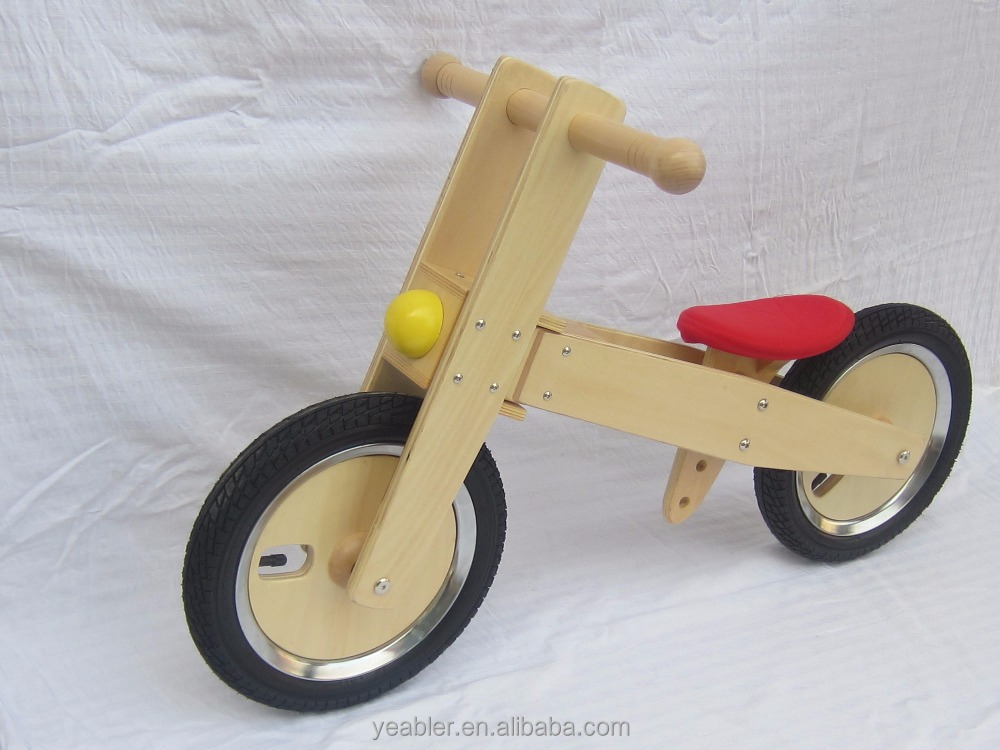 Export to Europe first training wooden balance <strong>bike</strong> for toddler