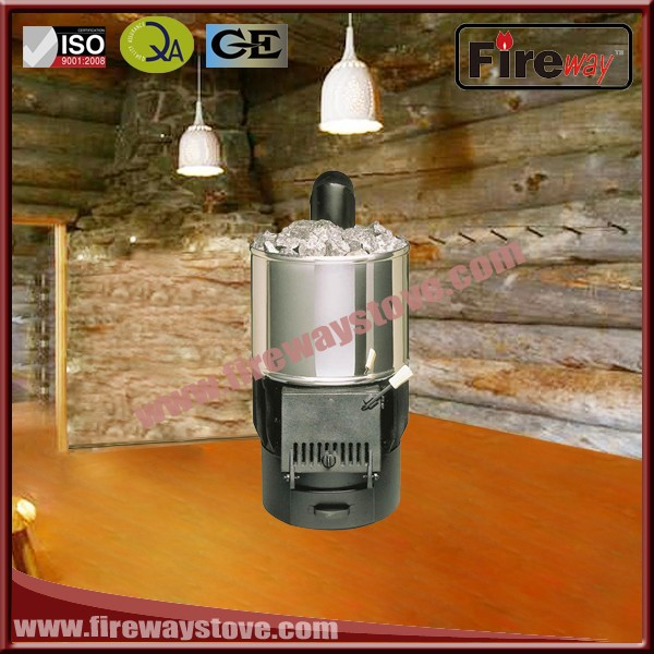 Top quality wood sauna stove