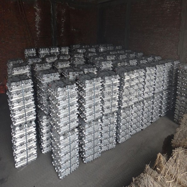 Manufacturer Aluminum Alloy Ingot A356 for Sale