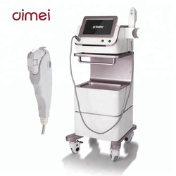 CE approved ultrasonic face lift wrinkle removal device