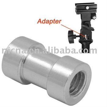"1/4"" 3/8"" Spigot Stud Adapter Female Screw Thread"
