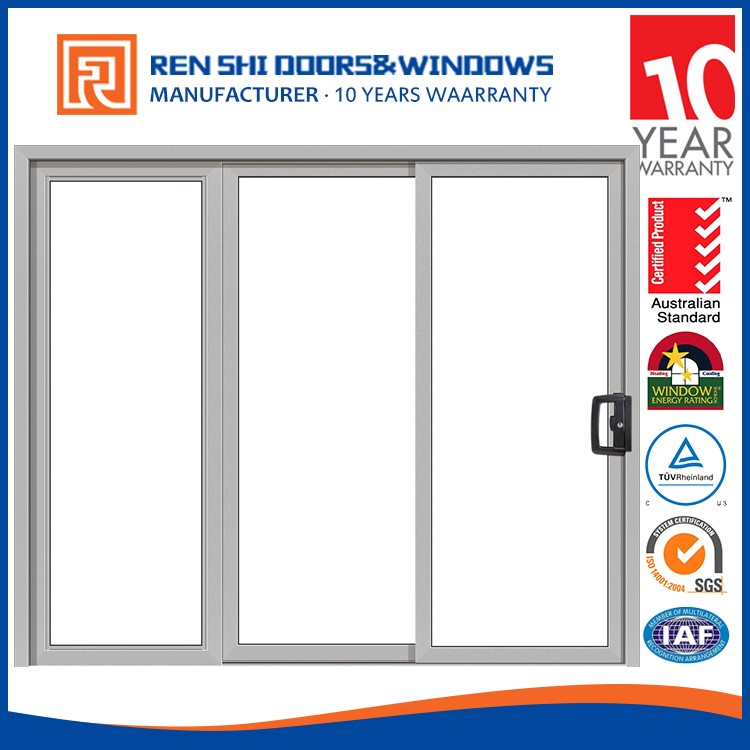 China product heat insulation glazing closets with cheap sliding doors