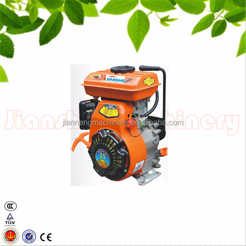 Motor engine parts 4 stroke gasoline motor, 3hp gasoline engine
