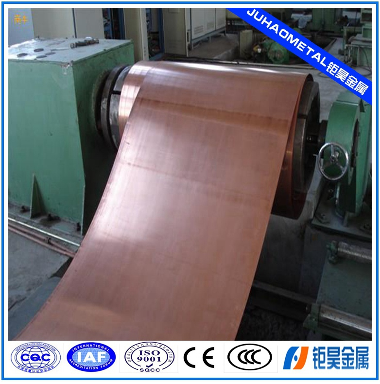 H70 beryllium copper strip sheet roll