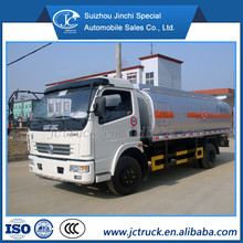Factory Price of 8-10m3 oil delivery trucks for sale with low price