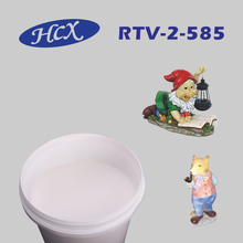 Hot sell RTV2 liquid silicone rubber to make mold