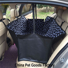 waterprooft pet carrier parts for cars out door