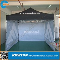 Outdoor large shape pop up canopy tent folding gazebo canopy