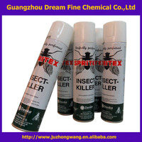 Professional insecticide spray manufacture in China