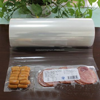 7 layer co-extruded heat shrink PA PE food packaging film