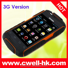 alibaba original Discovery V5+ WCDMA dual sim 3g rugged phone made in China
