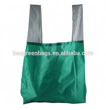 Hot cheap custom nylon foldable shopping bag