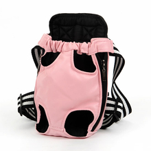 Summer Mesh Dog Bag Carrier Comfort Breathable Double Shoulder Pet cat Carrier Backpack