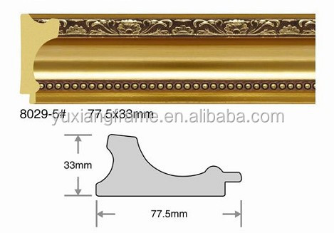 Architectural PS home decorative moulding best selling items