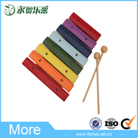 Promotion:wooden toys xylophone, mini wooden piano