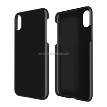 Newest Hard Plastic Thin Fit PC Case for iPhone X