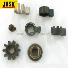 Powder metal sintering hardware fingerprint door lock parts
