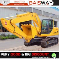 Heavy Construction Machine Used 21ton Crawler Excavator Original, Used Excavator SC-210 On Sale