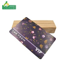 Personalized Printing Plastic Card MIFARE Classic EV1 1K smart card