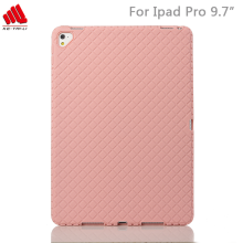 New coming colorful soft silicone rubber tablet case cover sleeve for iPad Pro 9.7 WITH LOW MOQ