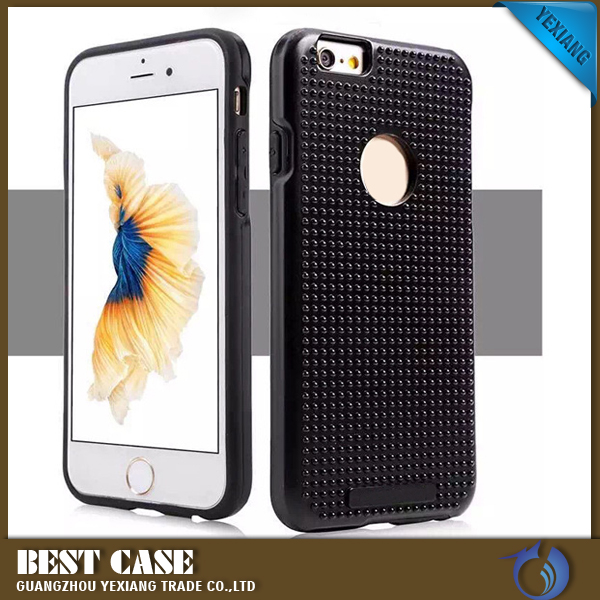 Yexiang compatible brand new 2 in 1 massage style hard back case cover for samsung galaxy j5 2016 j510