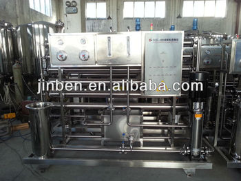 Automatic PLC ro water treatment system