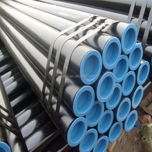 SMLS/ERW/LSAW carbon material plastic coated steel pipe 900mm seamless carbon steel pipe