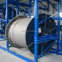 Single and double peak industrial cable smt reel storage racking