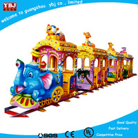 Amusing and Interesting Playground Electric Train for Kids