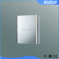 Hotel style stainless steel bathroom cosmetic cabinet, shaving cabinet