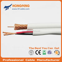 Manufacturer for 21years of rg59+2c power wire