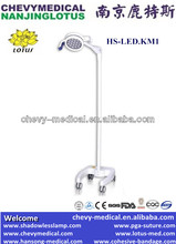 13LOTUS-LED-KM1LED Light Adjustable Stand Mobile Medical Exam Light