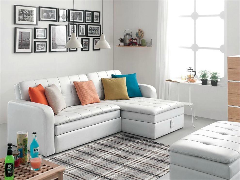 beige sofa bett mit bettkasten neuartige design klappsofa