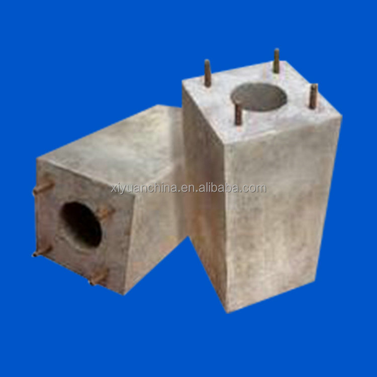 refractory brick gas shuttle klin iron content sk34 curved fire brick for bbq