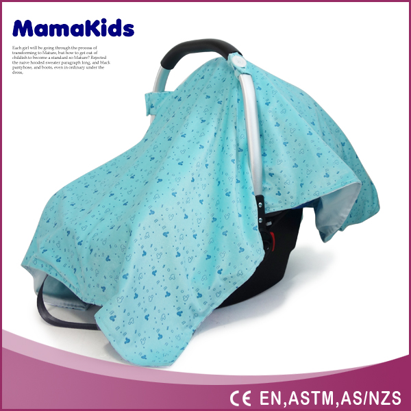 cotton Frame Material and Cotton baby car seat cover