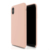 Flexible Slim Fit Silicone Protective Shell Back Cover Sleeve for Apple iPhone 8