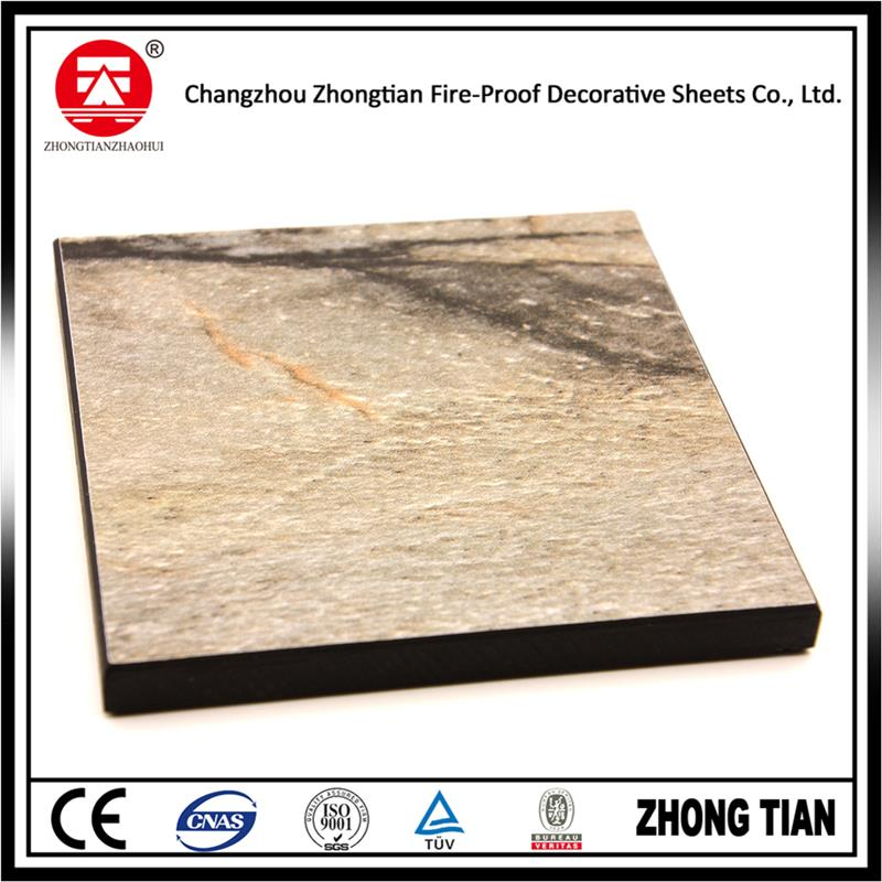 New design silver brushed laminate sheet with CE certificate