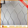 Chinese supplier SS 316 handmade rope cable mesh farm fence