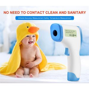Infrared basal digital thermometer baby