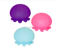 customised small pvc toy night light/custom soft colorful night light/make custom your own design jellyfish night lights