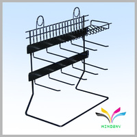 Chinese hot sale metal customized scarf display rack
