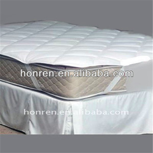 down and feather fillings bed mattress