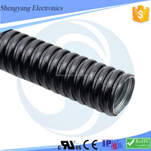 Aging Proof Plastic Coated Flexible Galvanized Metal Corrugated Hose