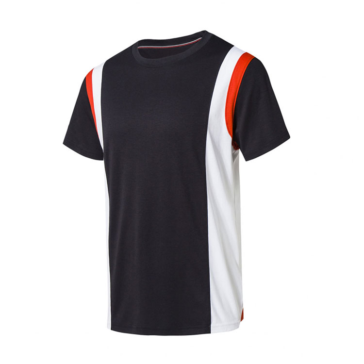 Plain Fitted T Shirts Wholesale Cheap Men's T Shirt