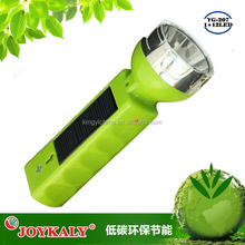 The Best Hot Selling solar green square led flashlight
