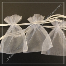 Fashion and professional organza tote bags