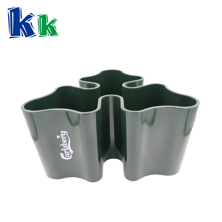 2018 Carlsberg ice bucket with high quality for hot sale