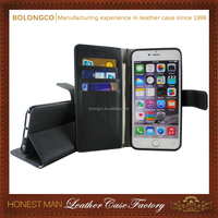Hot selling for iphone 6 case with wallet